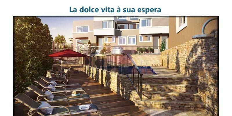 Blog TPS Imóveis   Morada Toscana - O jeito de bem viver da Toscana - Espaço e tempo para ser feliz!