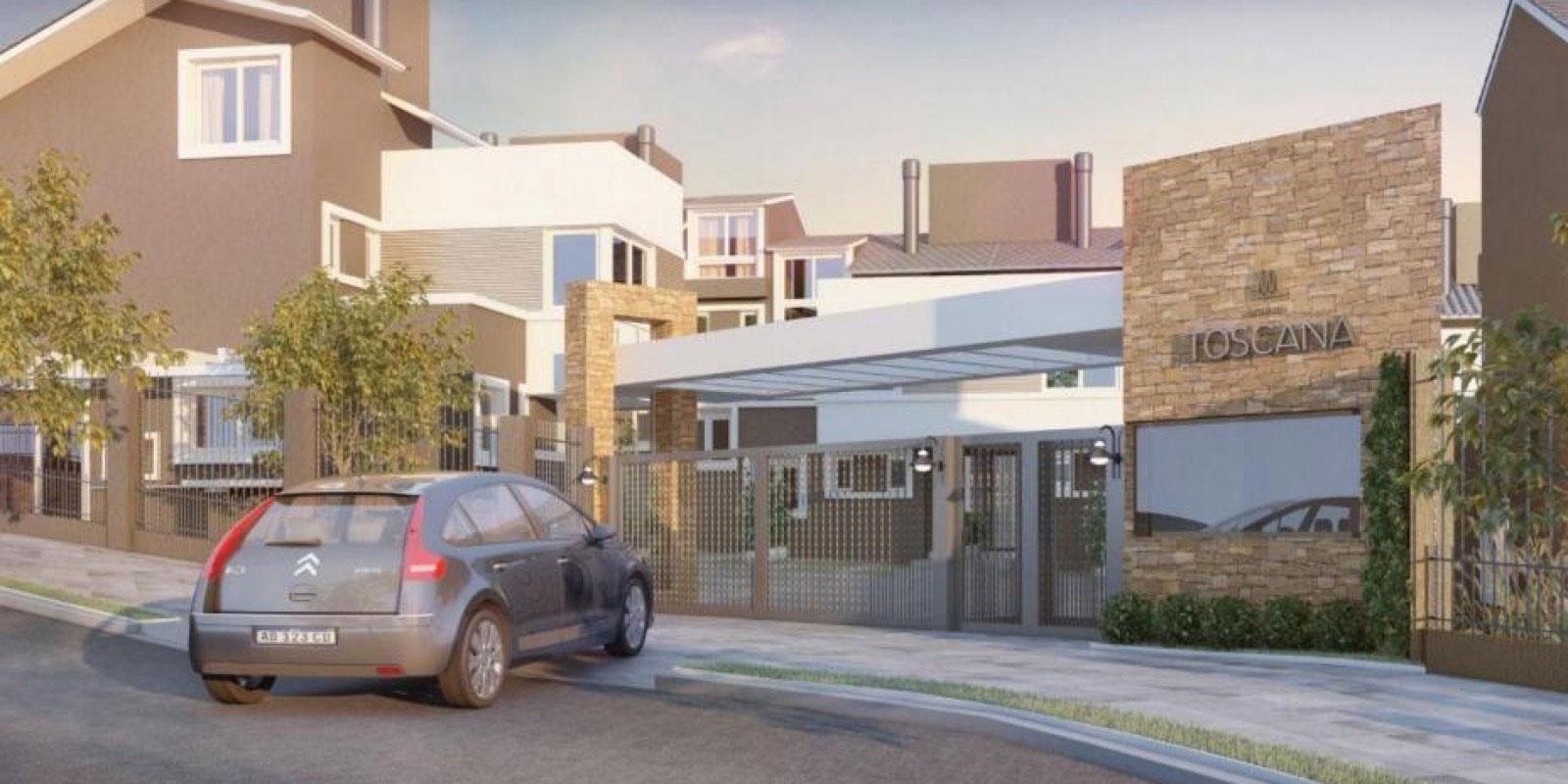 Blog TPS Imóveis - Casas em condomínio fechado. Sensação de segurança e tranquilidade