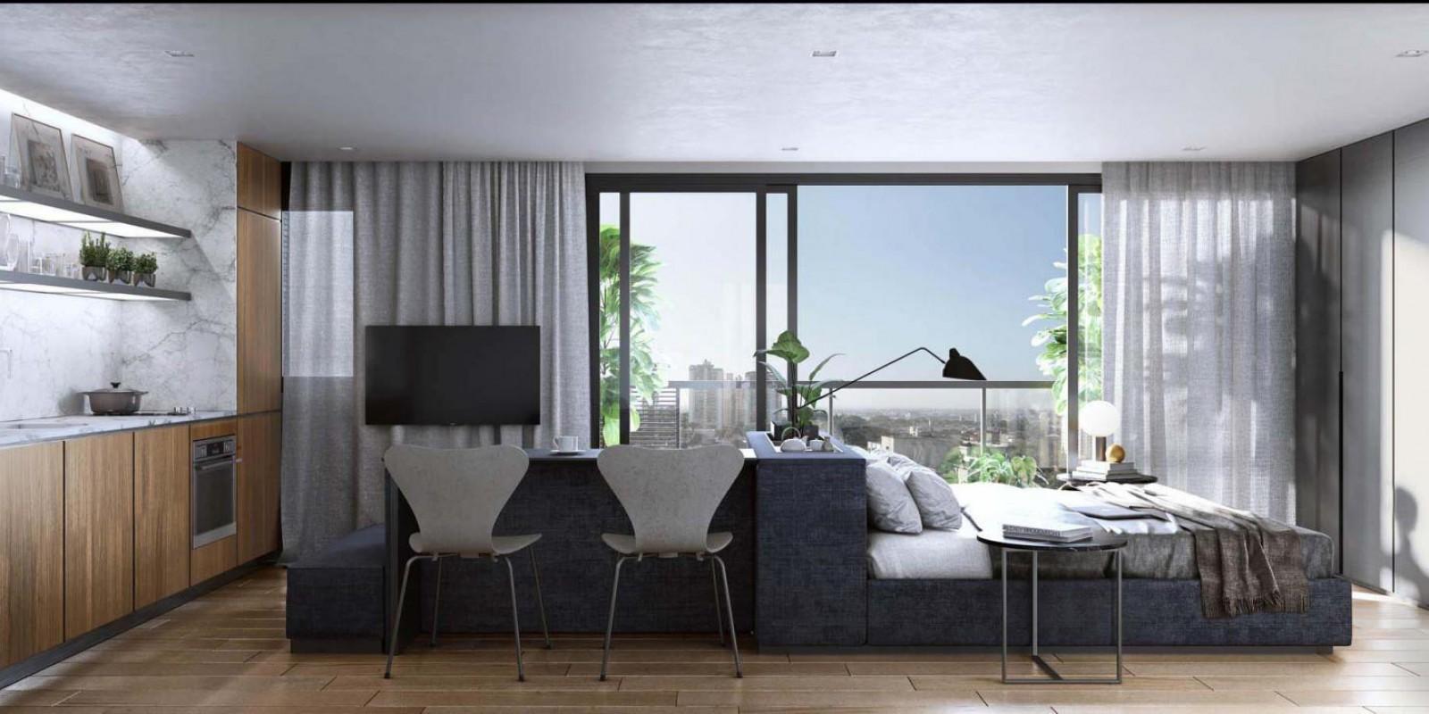 TPS Imóveis - Veja Foto 13 de 16 do Apartamento A Venda 1 Dormitório Em Porto Alegre