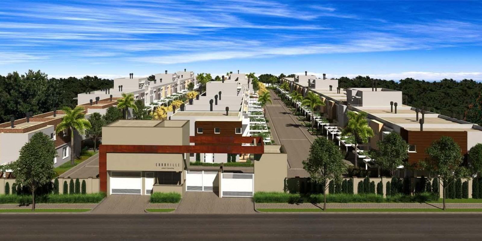 TPS Imóveis - Veja Foto 1 de 23 do Casa Em Condomínio Fechado Em Porto Alegre