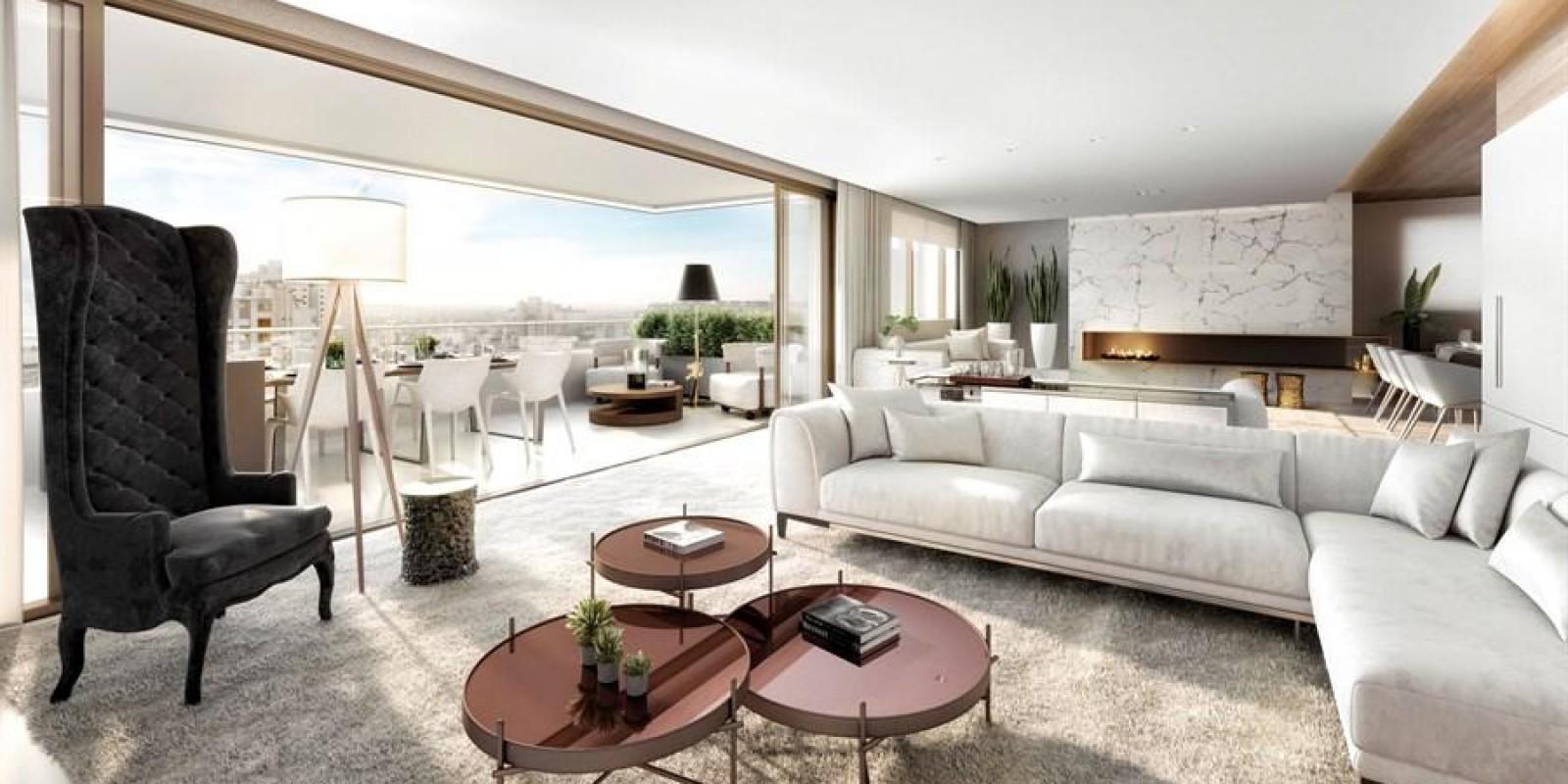 TPS Imóveis - Veja Foto 1 de 5 do Apartamento de Luxo A Venda Porto Alegre