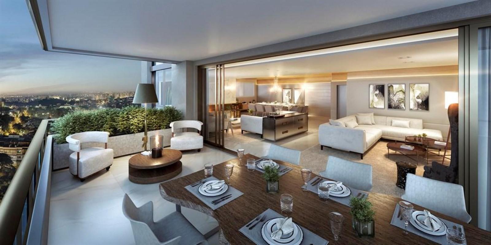 TPS Imóveis - Veja Foto 2 de 5 do Apartamento de Luxo A Venda Porto Alegre