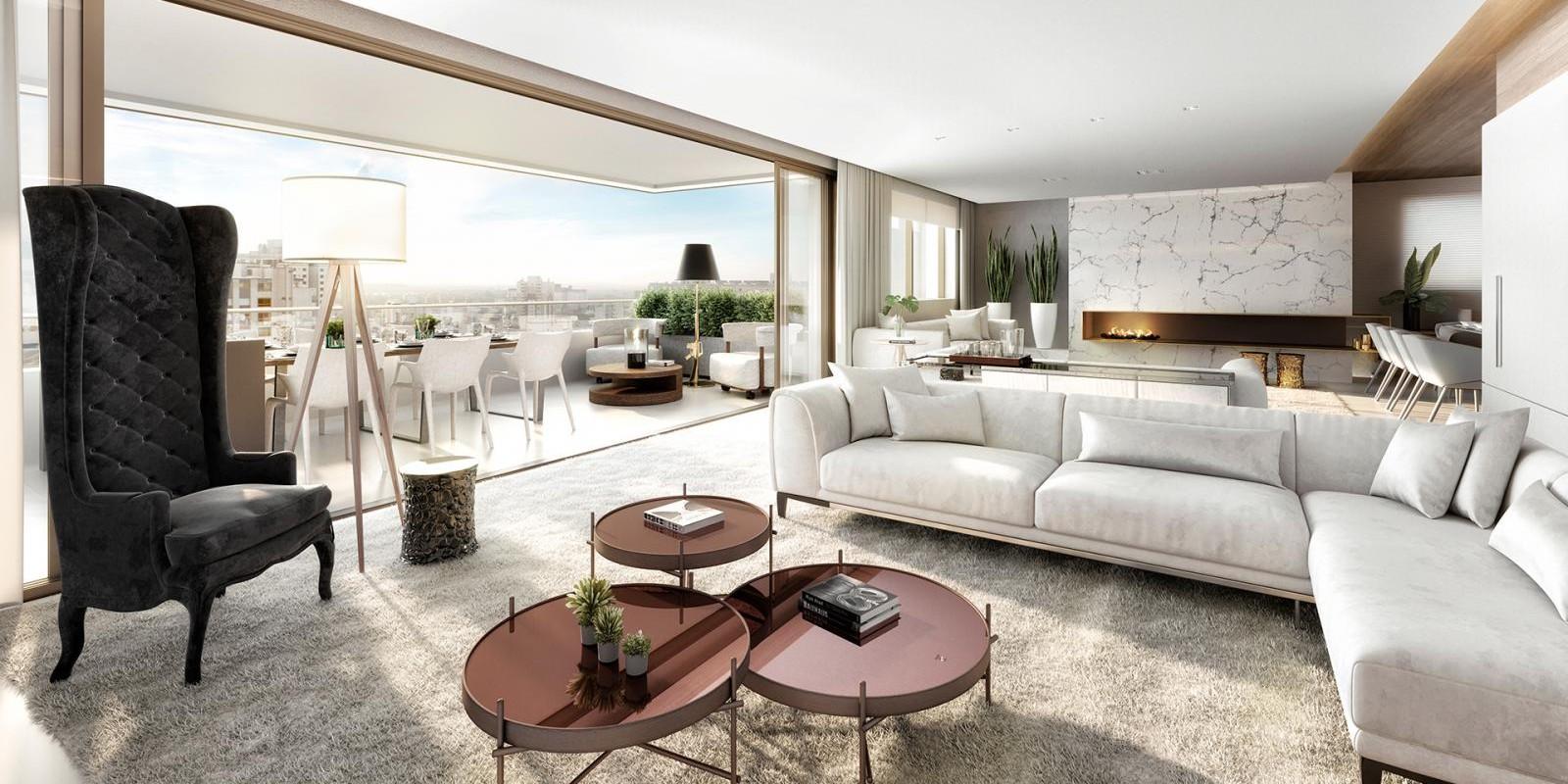 TPS Imóveis - Veja Foto 4 de 5 do Apartamento de Luxo A Venda Porto Alegre