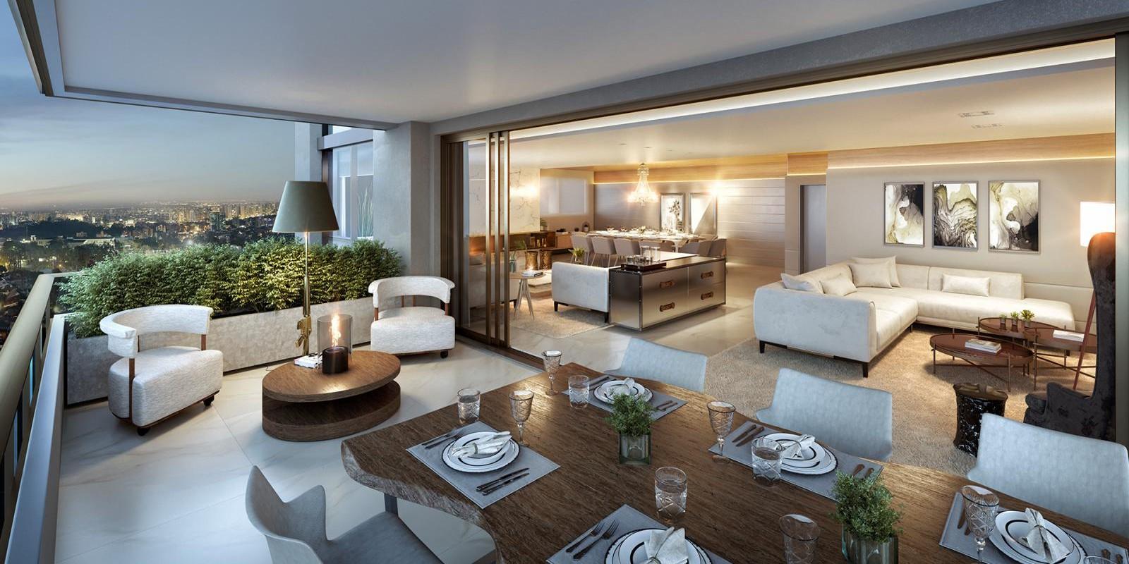 TPS Imóveis - Veja Foto 5 de 5 do Apartamento de Luxo A Venda Porto Alegre