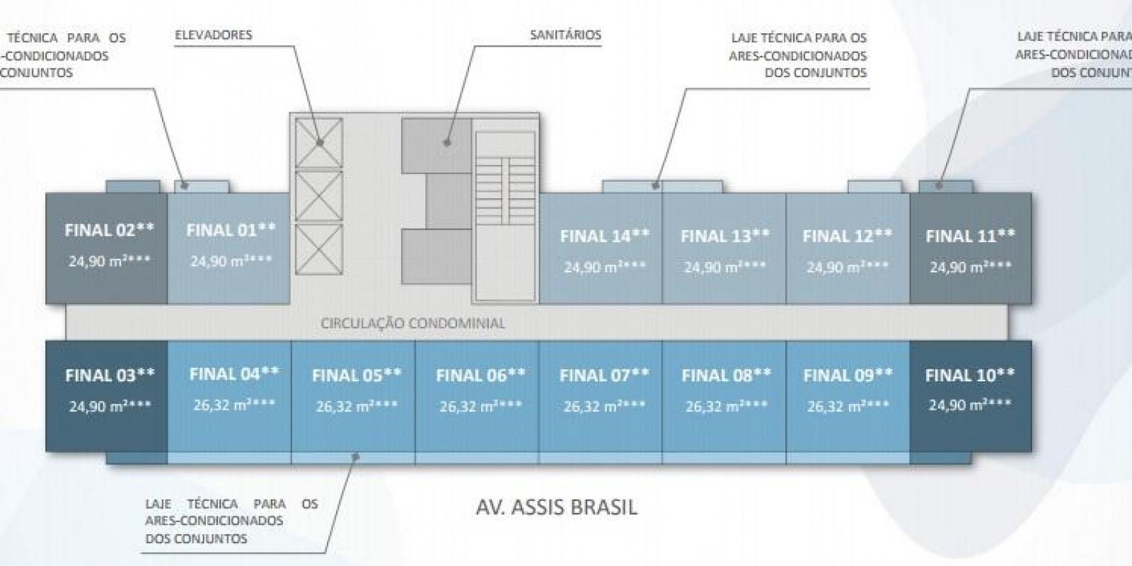 TPS Imóveis - Veja Foto 2 de 2 do Sala Comercial A Venda Em Porto Alegre