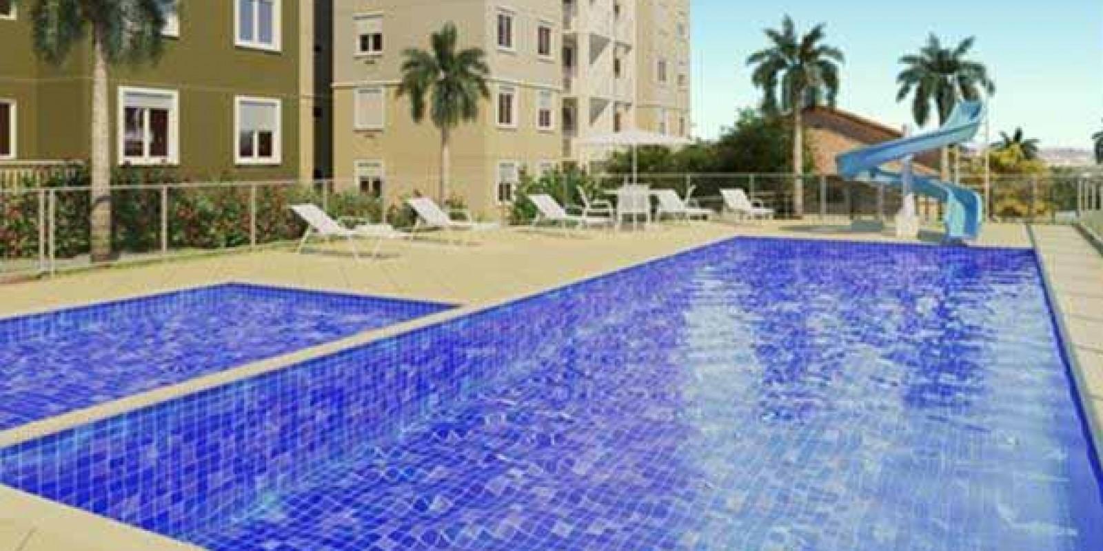 TPS Imóveis - Veja Foto 3 de 16 do Apartamento A Venda 2 dormitórios Porto Alegre