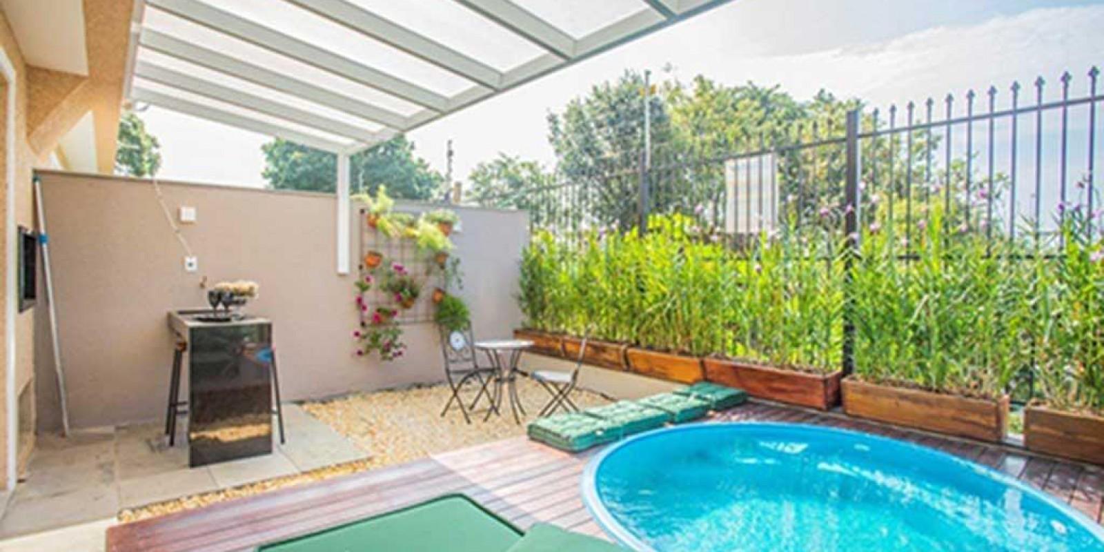 TPS Imóveis - Veja Foto 1 de 20 do Casa A Venda Em Condomínio Fechado Porto Alegre