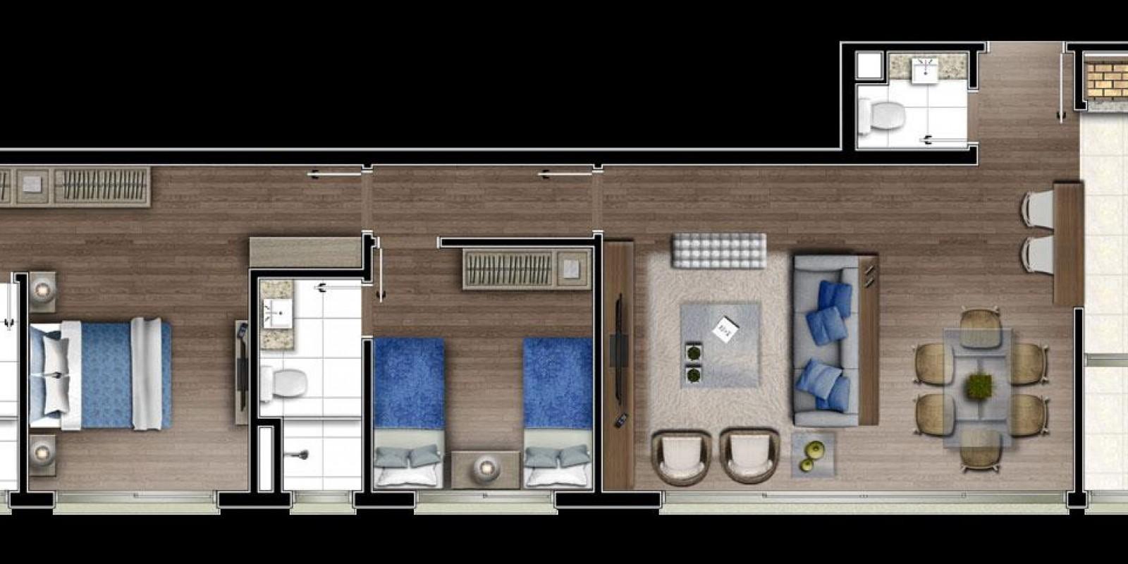 TPS Imóveis - Veja Foto 25 de 25 do Apartamento A Venda 2 dormitórios Em Porto Alegre