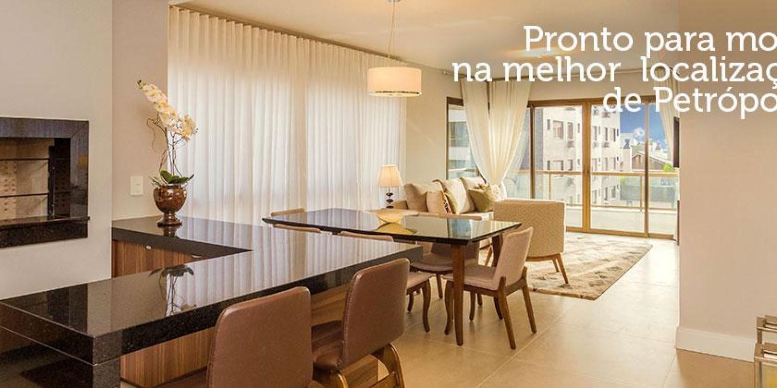 TPS Imóveis - Veja Foto 3 de 18 do Apartamento A Venda 3 Suítes Porto Alegre
