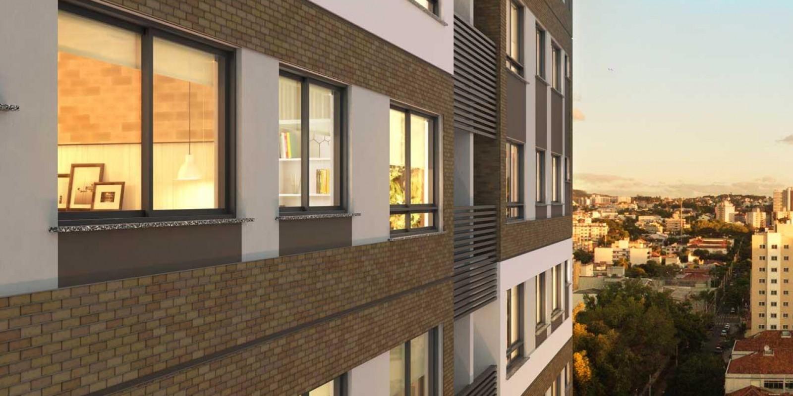 TPS Imóveis - Veja Foto 5 de 17 do Apartamento A Venda 1 dormitório Porto Alegre