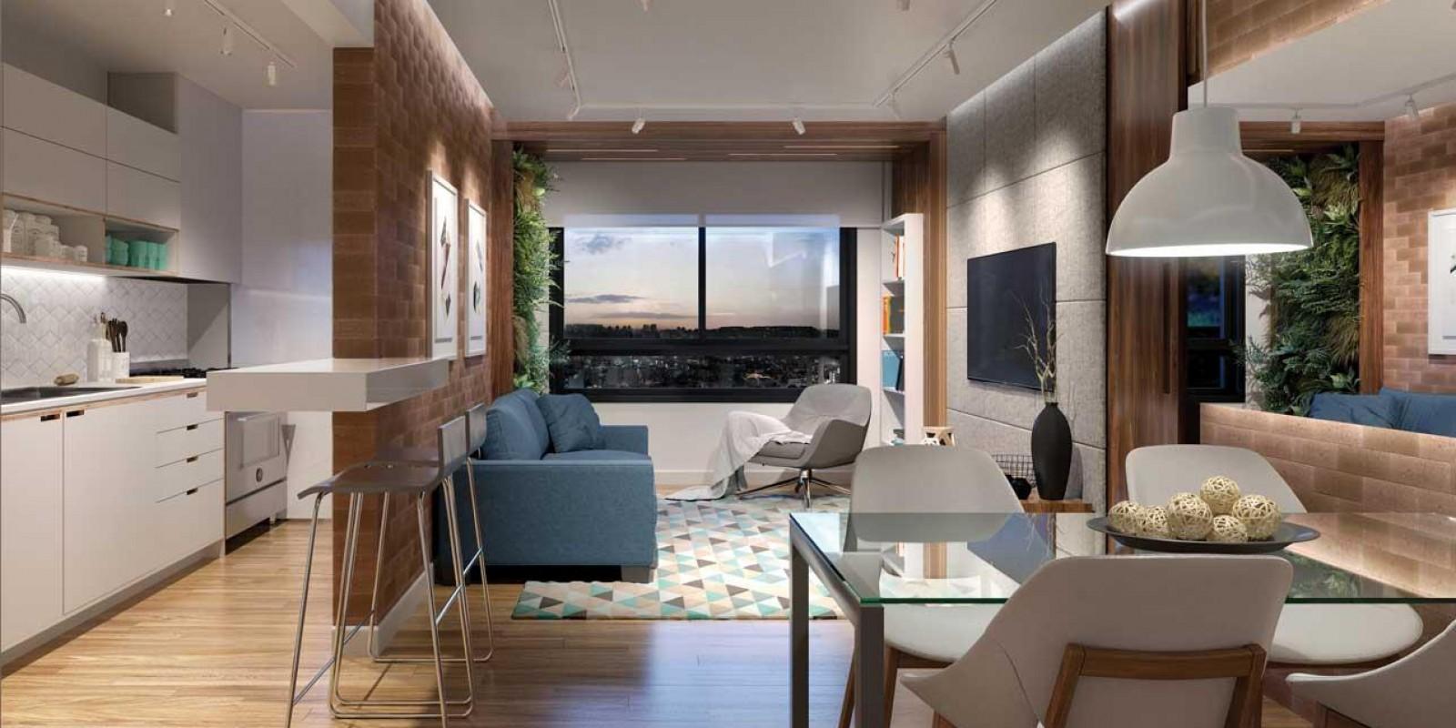 TPS Imóveis - Veja Foto 7 de 17 do Apartamento A Venda 1 dormitório Porto Alegre