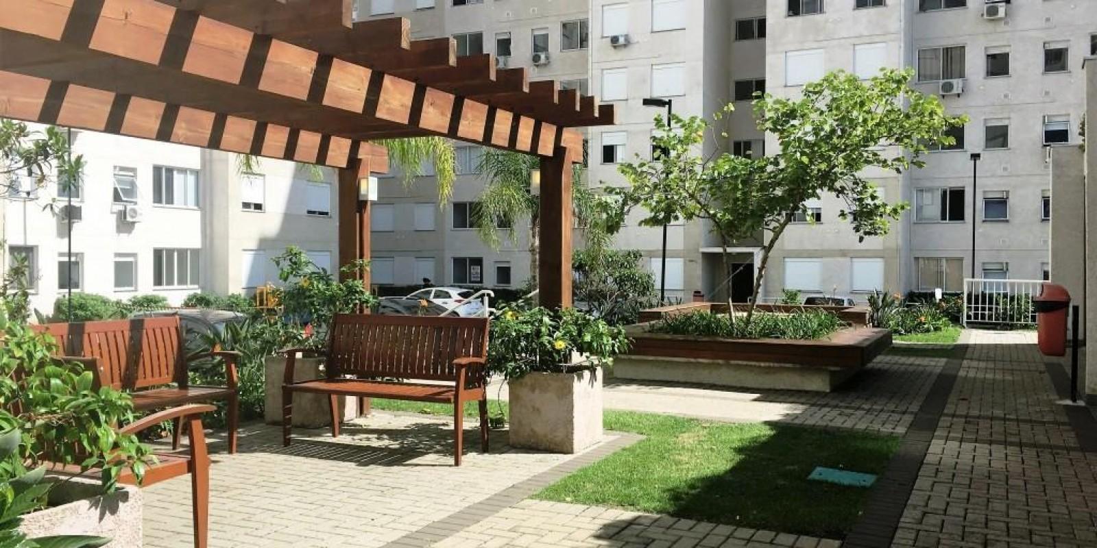 TPS Imóveis - Veja Foto 10 de 14 do Apartamento A Venda 2 Dormitórios Porto Alegre