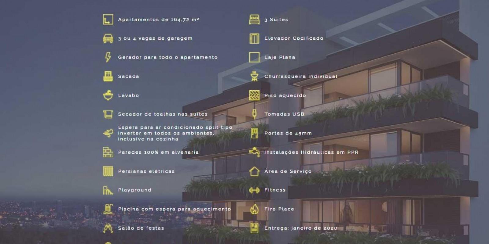 TPS Imóveis - Veja Foto 11 de 12 do Apartamento A Venda 3 dormitórios Porto Alegre