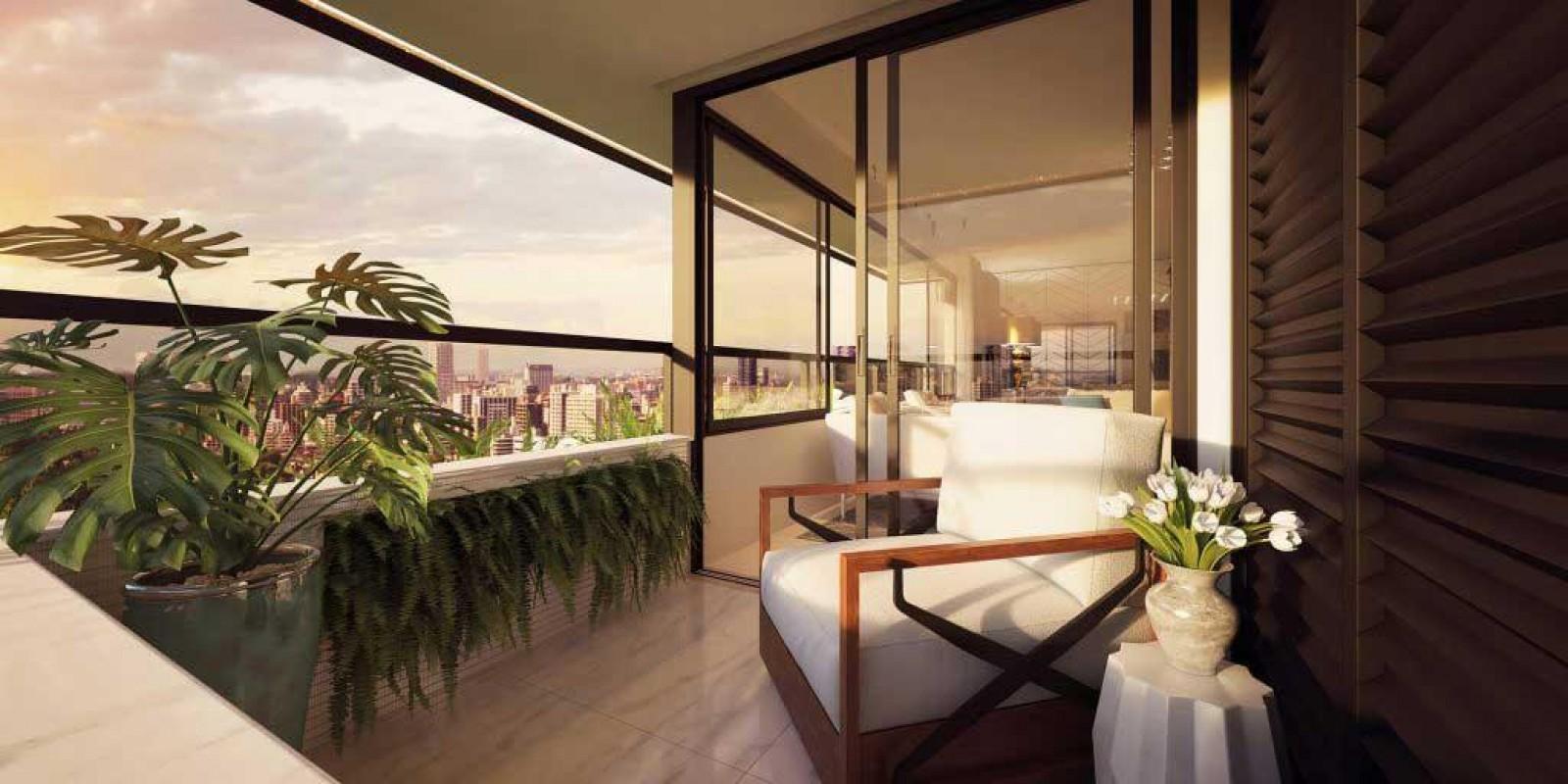 TPS Imóveis - Veja Foto 8 de 12 do Apartamento A Venda 3 dormitórios Porto Alegre