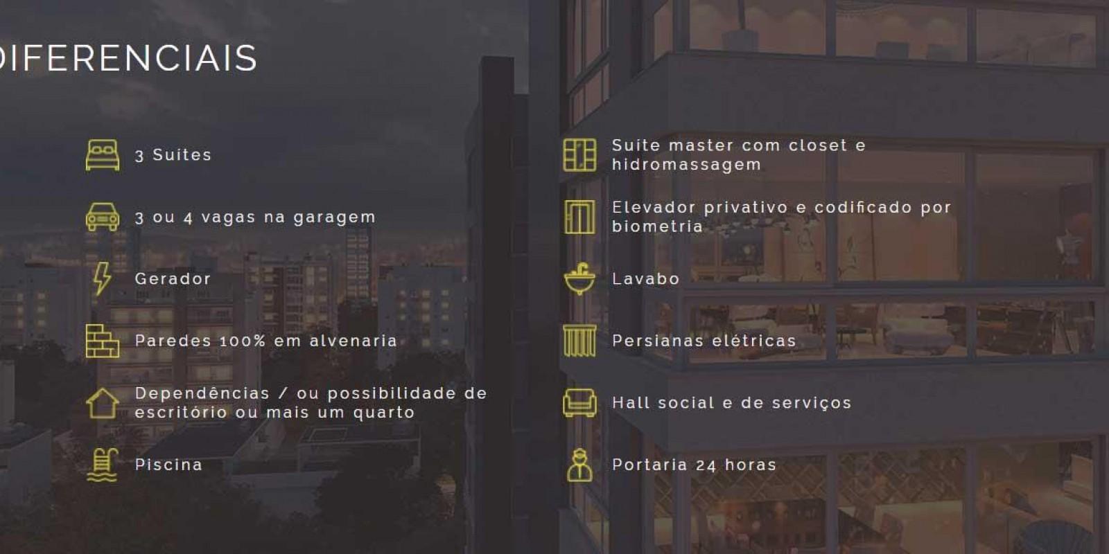 TPS Imóveis - Veja Foto 8 de 13 do Apartamento A Venda 3 dormitórios Porto Alegre