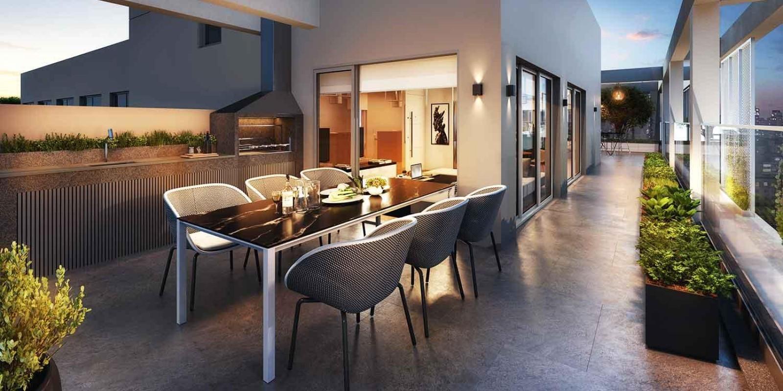 TPS Imóveis - Veja Foto 3 de 14 do Apartamento a Venda 1 e 2 Dormitórios em Porto Alegre