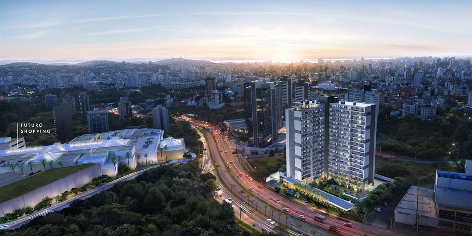 TPS Imóveis apresenta Apartamento Petrópolis Porto Alegre
