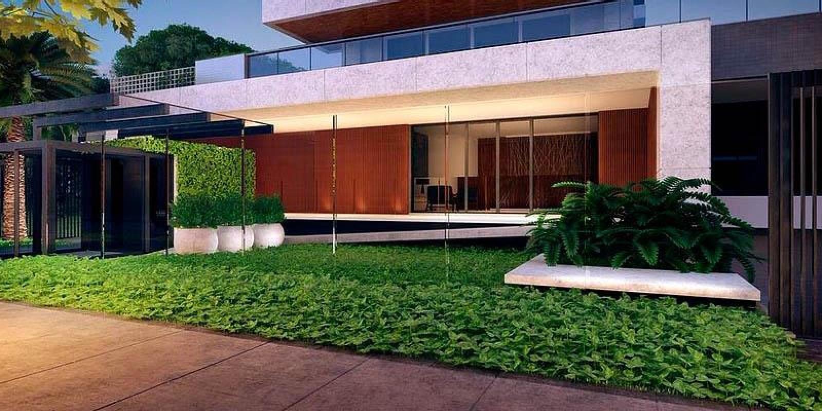 TPS Imóveis - Veja Foto 3 de 19 do 1 Apartamento por Andar em Frente ao Parcão