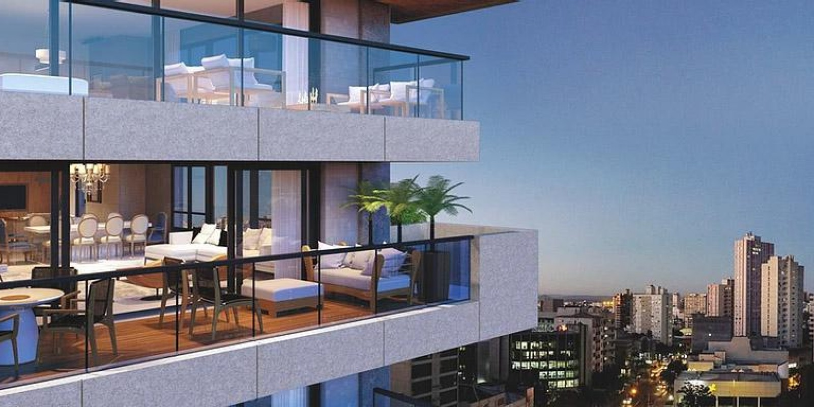 TPS Imóveis - Veja Foto 6 de 19 do 1 Apartamento por Andar em Frente ao Parcão