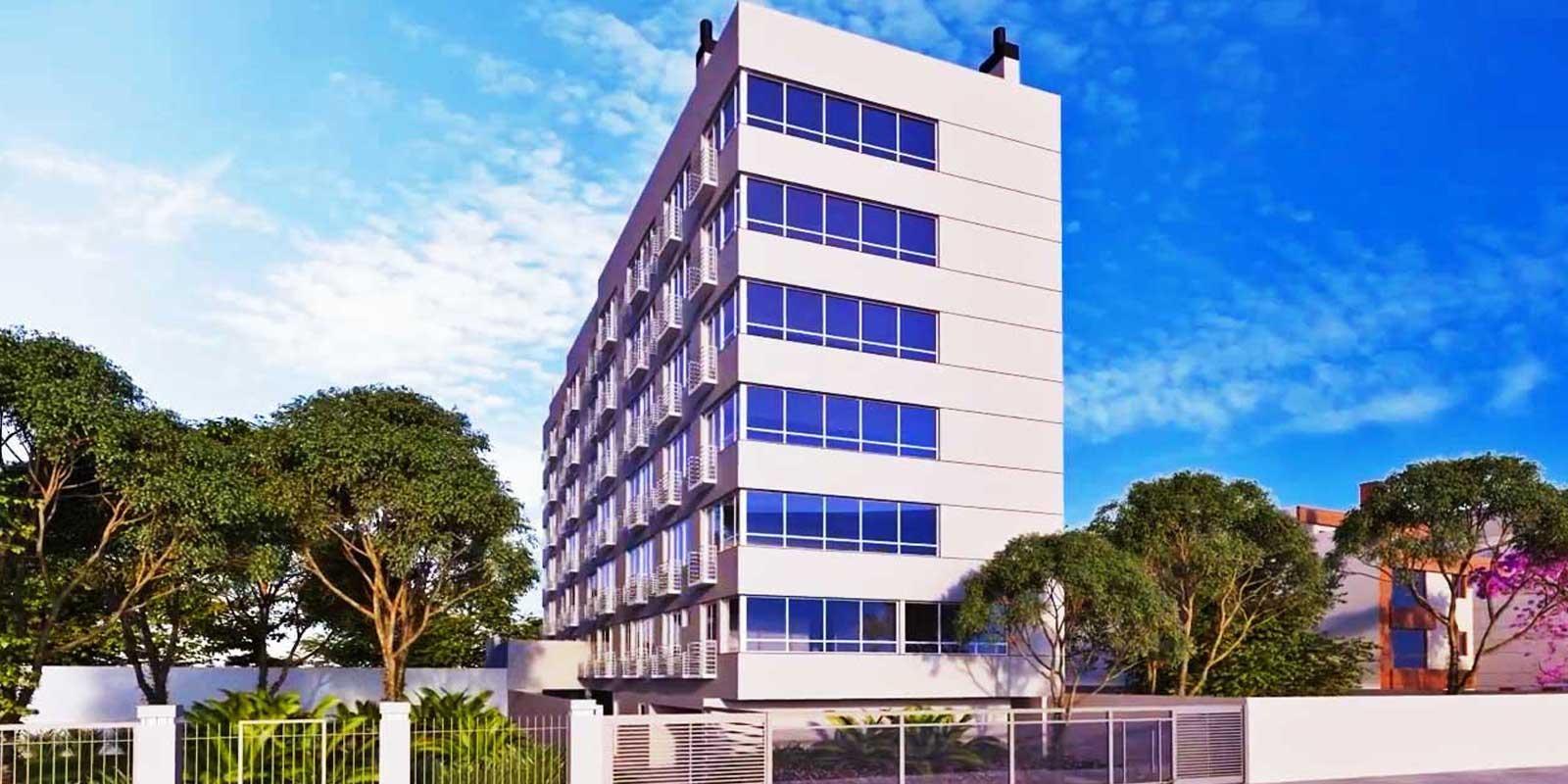 TPS Imóveis - Veja Foto 1 de 20 do Apartamento Studio Perto PUC-RS