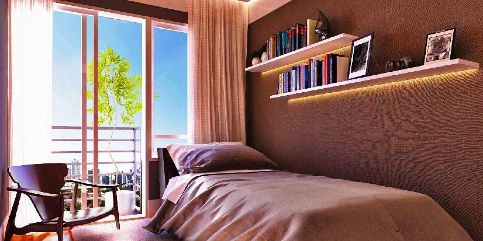TPS Imóveis - Veja Foto 10 de 20 do Apartamento Studio Perto PUC-RS
