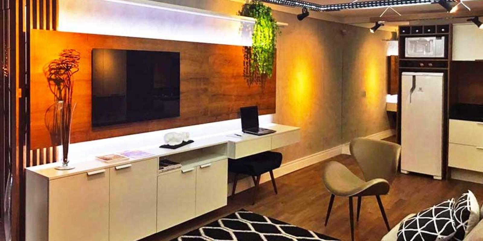 TPS Imóveis - Veja Foto 13 de 20 do Apartamento Studio Perto PUC-RS