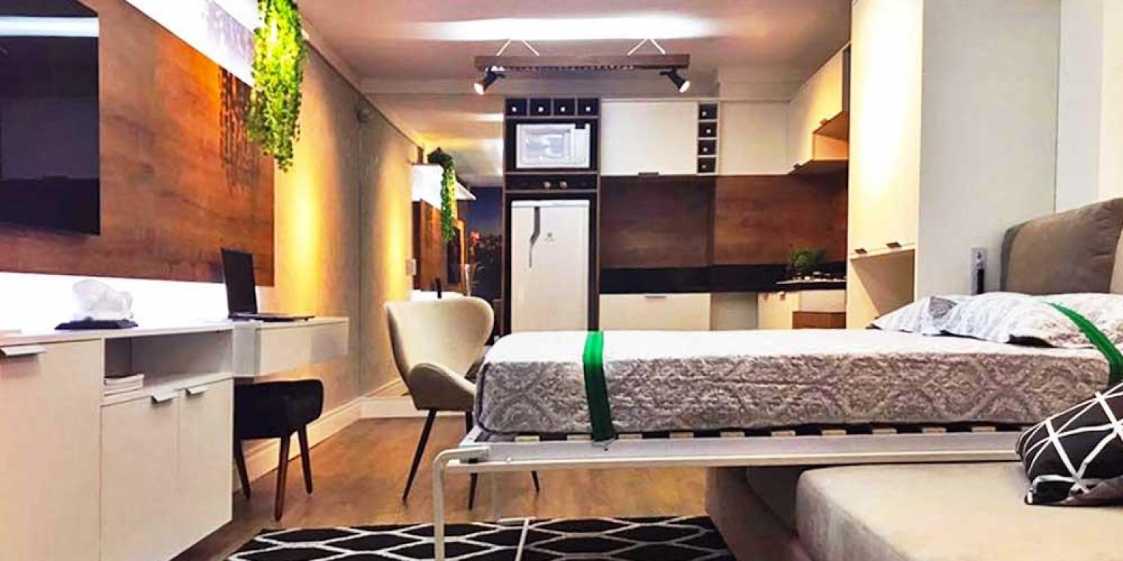 TPS Imóveis - Veja Foto 17 de 20 do Apartamento Studio Perto PUC-RS
