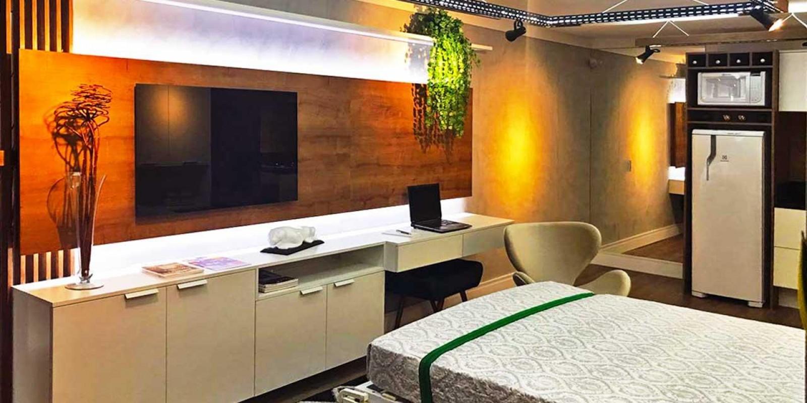 TPS Imóveis - Veja Foto 18 de 20 do Apartamento Studio Perto PUC-RS