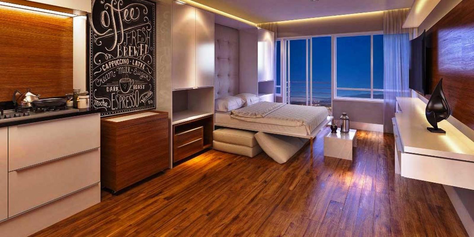 TPS Imóveis - Veja Foto 6 de 20 do Apartamento Studio Perto PUC-RS