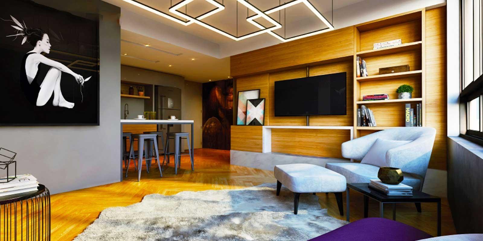 TPS Imóveis - Veja Foto 7 de 16 do Apartamento Petrópolis Porto Alegre