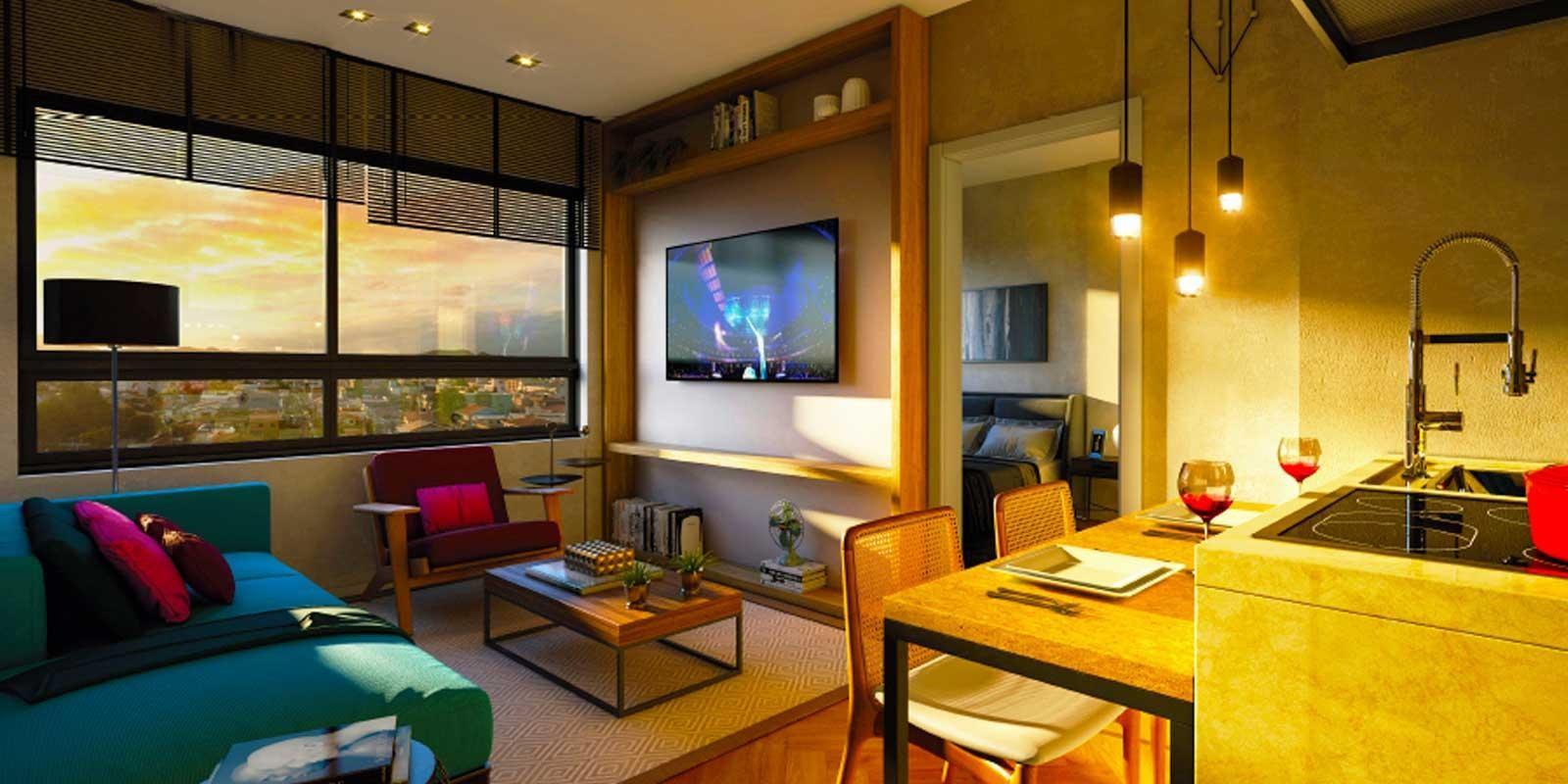 TPS Imóveis - Veja Foto 8 de 16 do Apartamento Petrópolis Porto Alegre