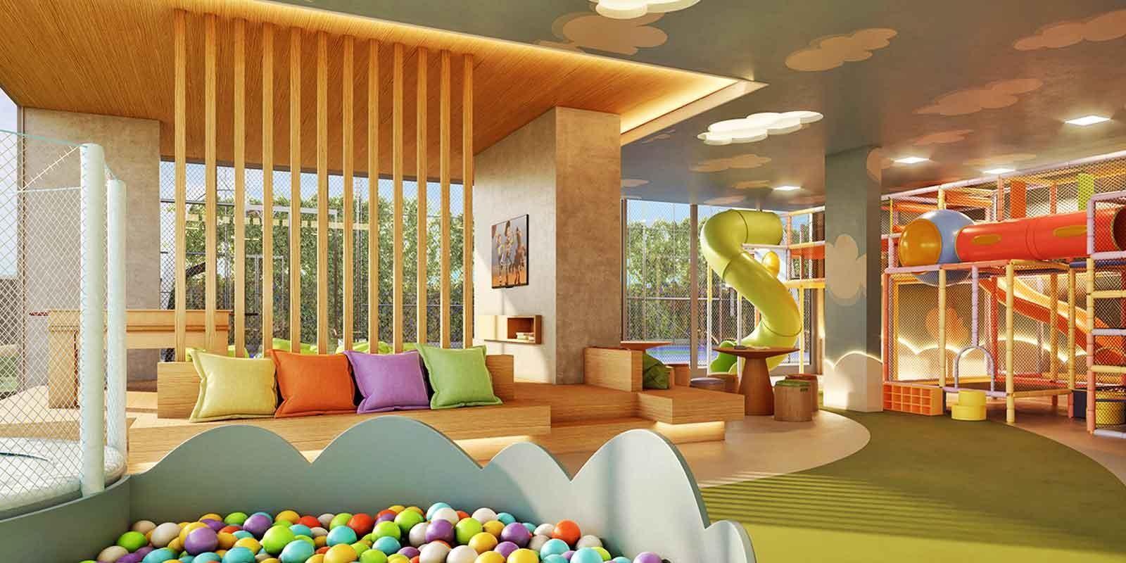 TPS Imóveis - Veja Foto 10 de 20 do Lindos Apartamentos com 3 Suítes Perto da Natureza