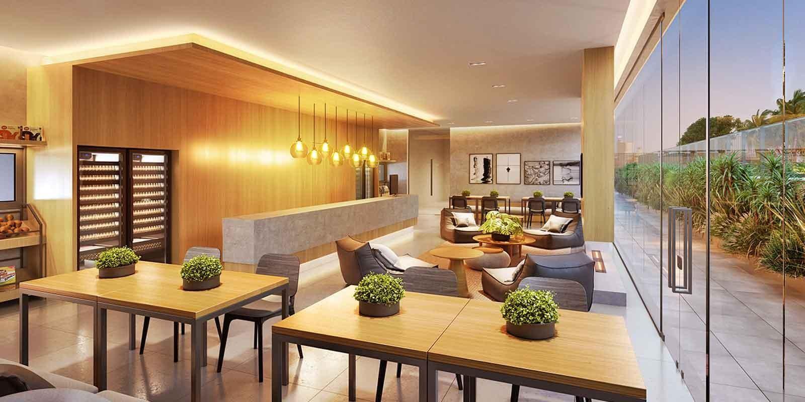 TPS Imóveis - Veja Foto 12 de 20 do Lindos Apartamentos com 3 Suítes Perto da Natureza