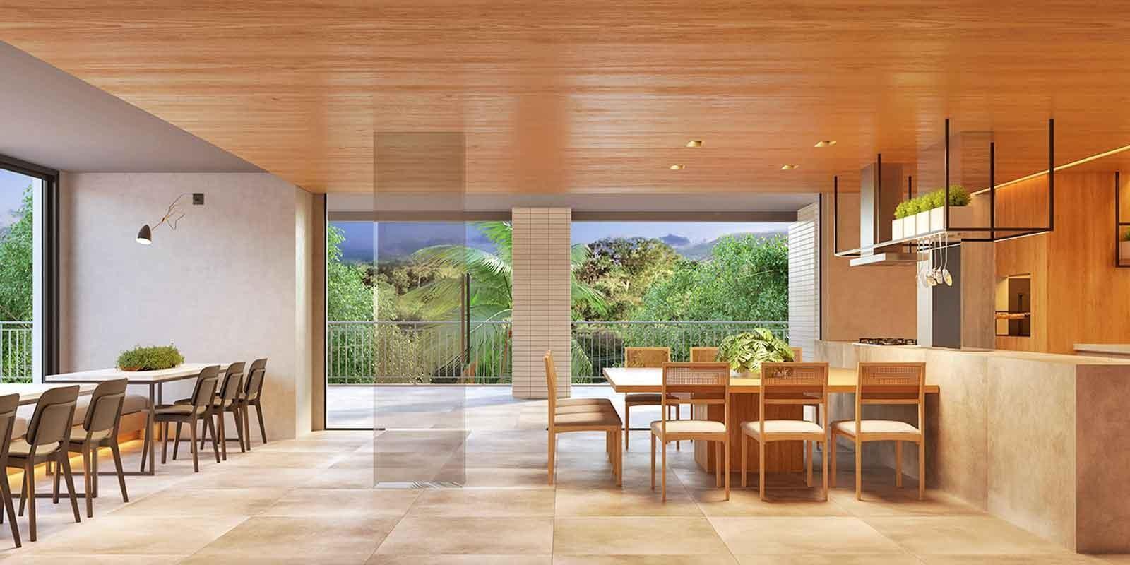 TPS Imóveis - Veja Foto 13 de 20 do Lindos Apartamentos com 3 Suítes Perto da Natureza