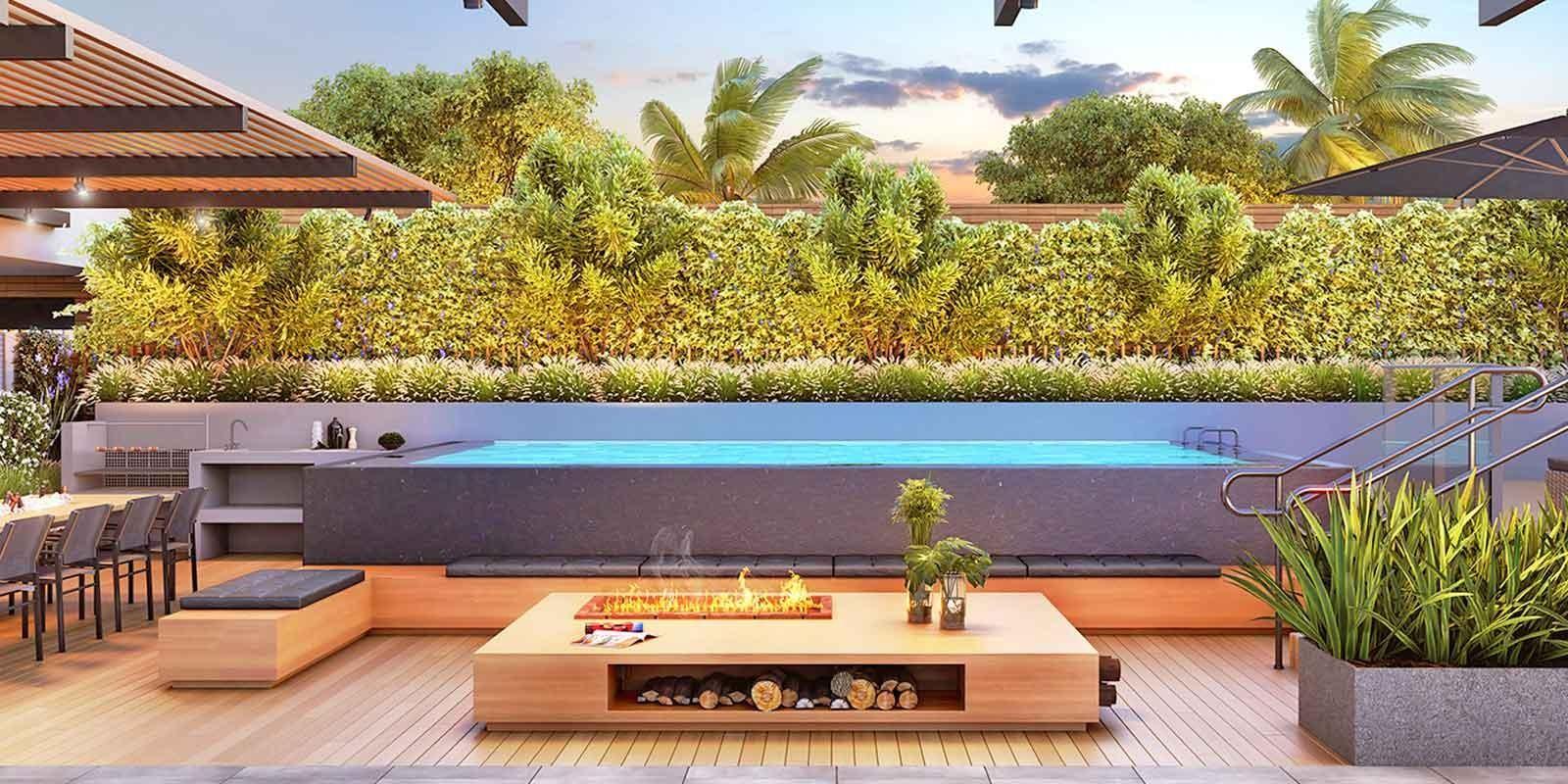 TPS Imóveis - Veja Foto 16 de 20 do Lindos Apartamentos com 3 Suítes Perto da Natureza