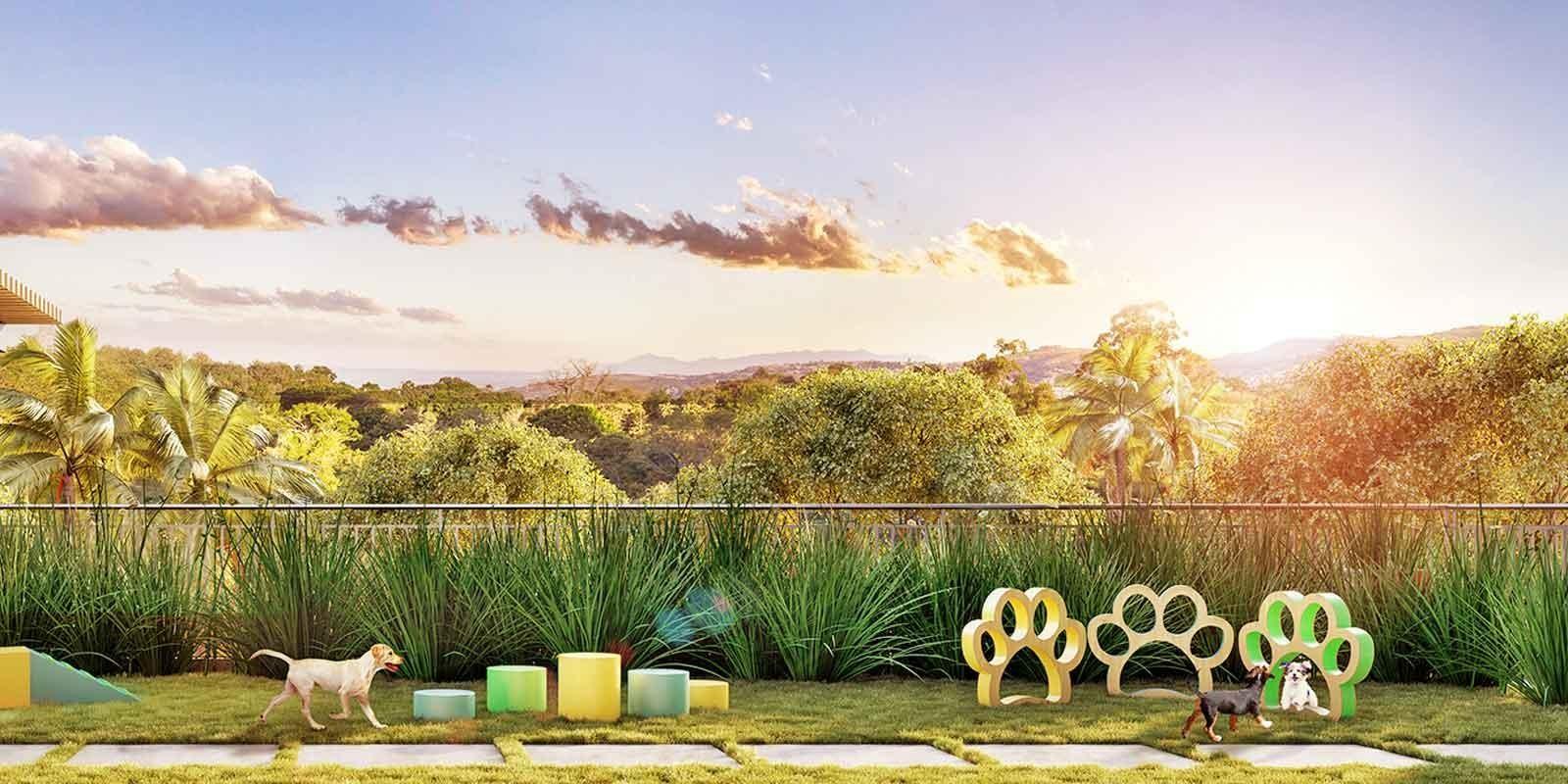 TPS Imóveis - Veja Foto 17 de 20 do Lindos Apartamentos com 3 Suítes Perto da Natureza
