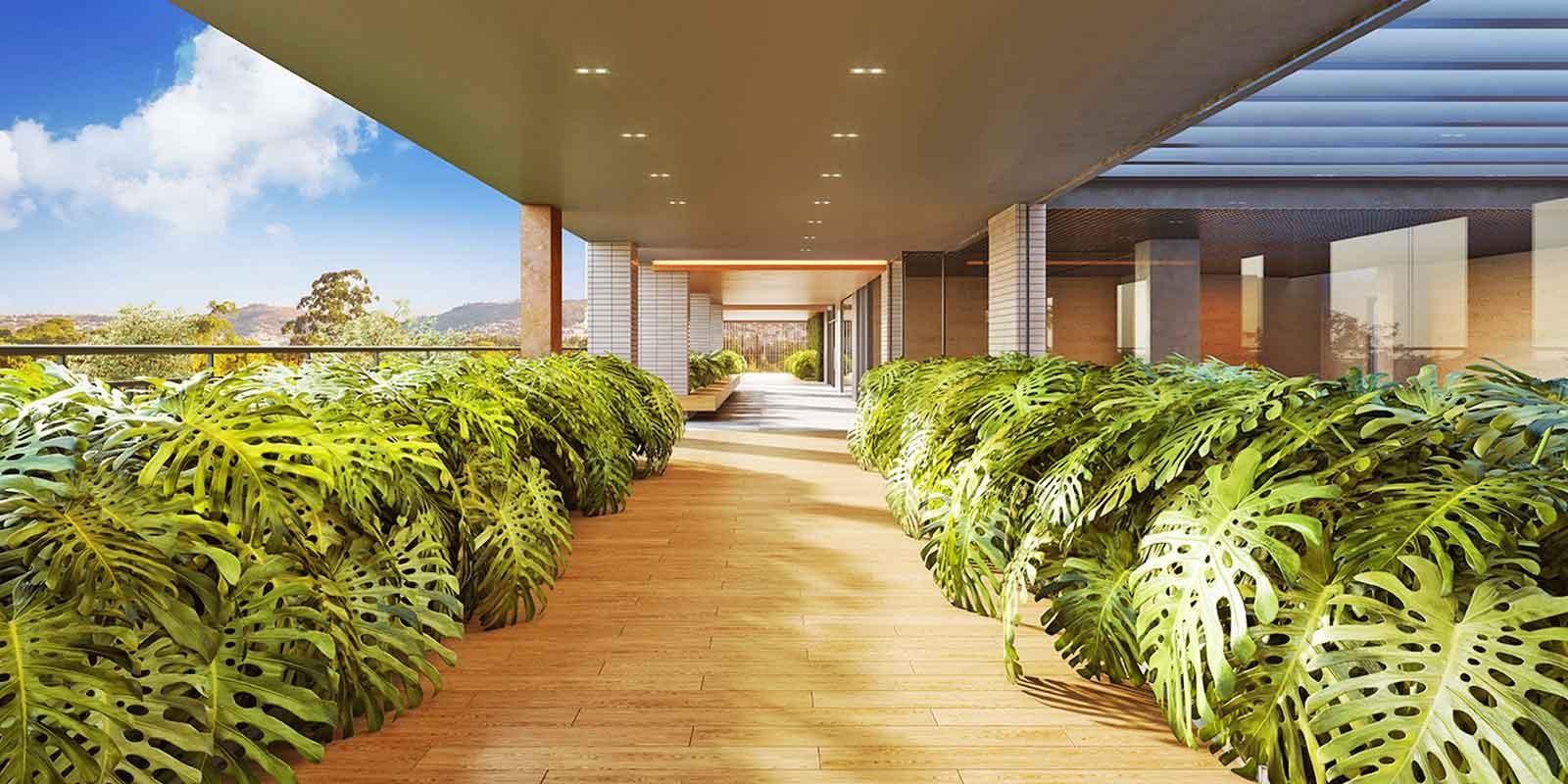 TPS Imóveis - Veja Foto 18 de 20 do Lindos Apartamentos com 3 Suítes Perto da Natureza