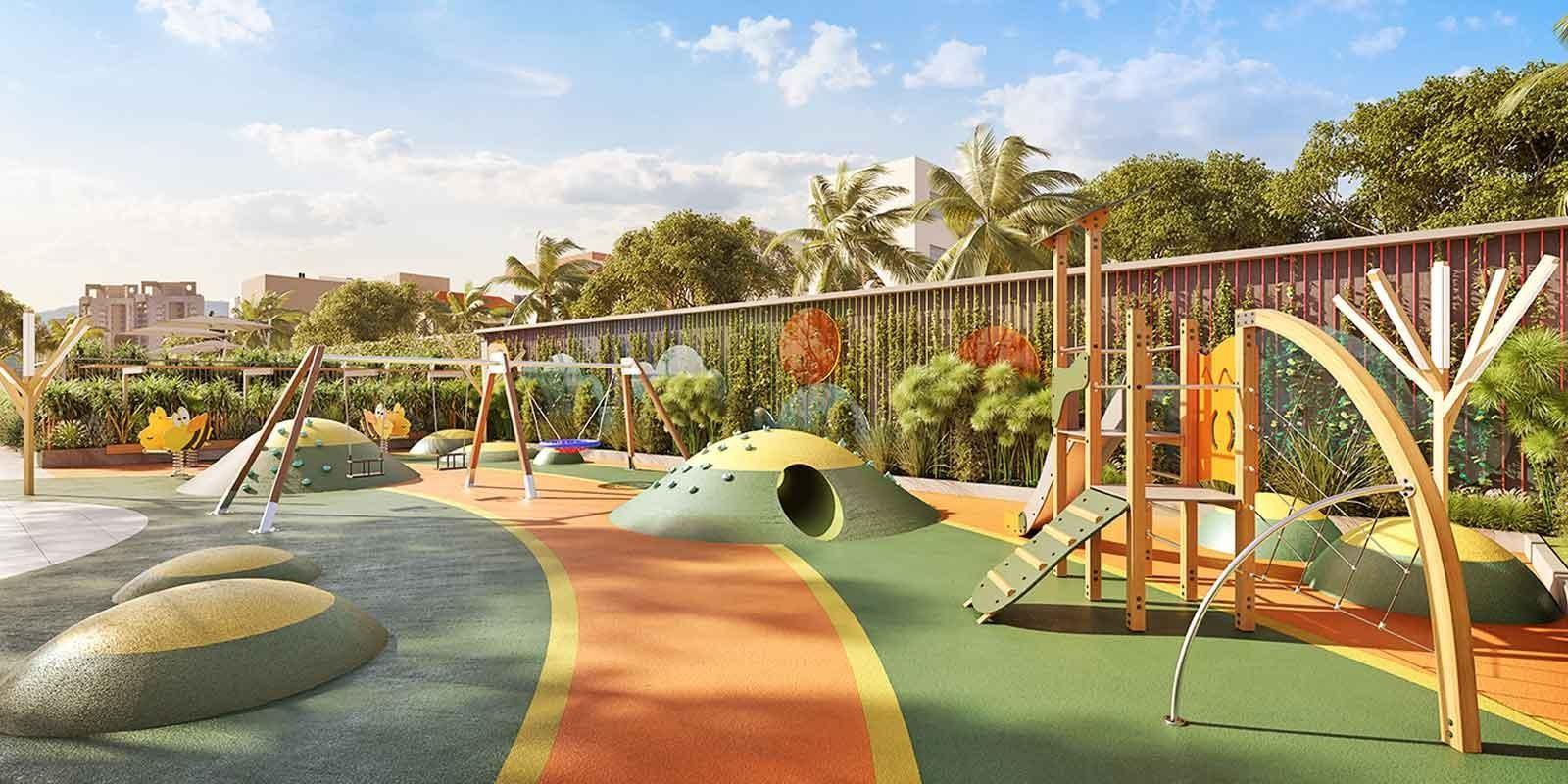 TPS Imóveis - Veja Foto 19 de 20 do Lindos Apartamentos com 3 Suítes Perto da Natureza