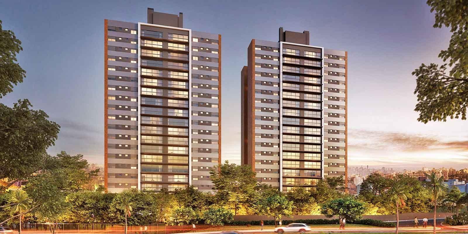 TPS Imóveis - Veja Foto 2 de 20 do Lindos Apartamentos com 3 Suítes Perto da Natureza