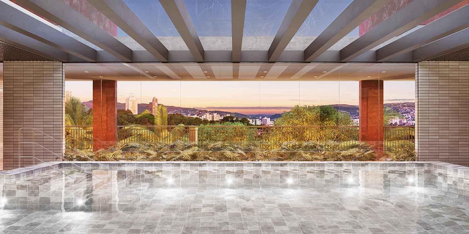 TPS Imóveis - Veja Foto 6 de 20 do Lindos Apartamentos com 3 Suítes Perto da Natureza