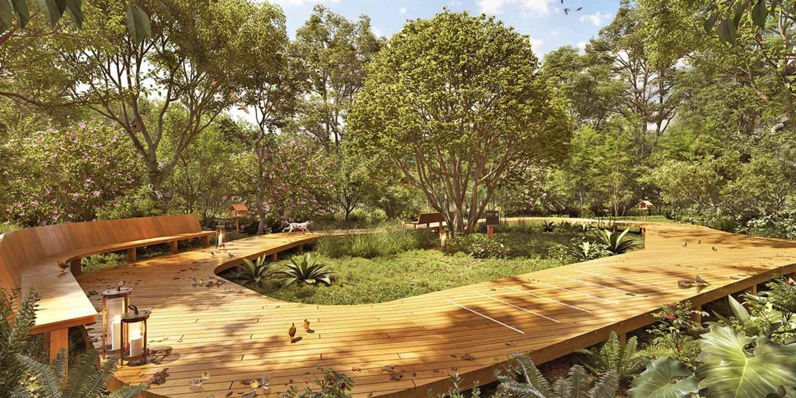TPS Imóveis - Veja Foto 8 de 20 do Lindos Apartamentos com 3 Suítes Perto da Natureza