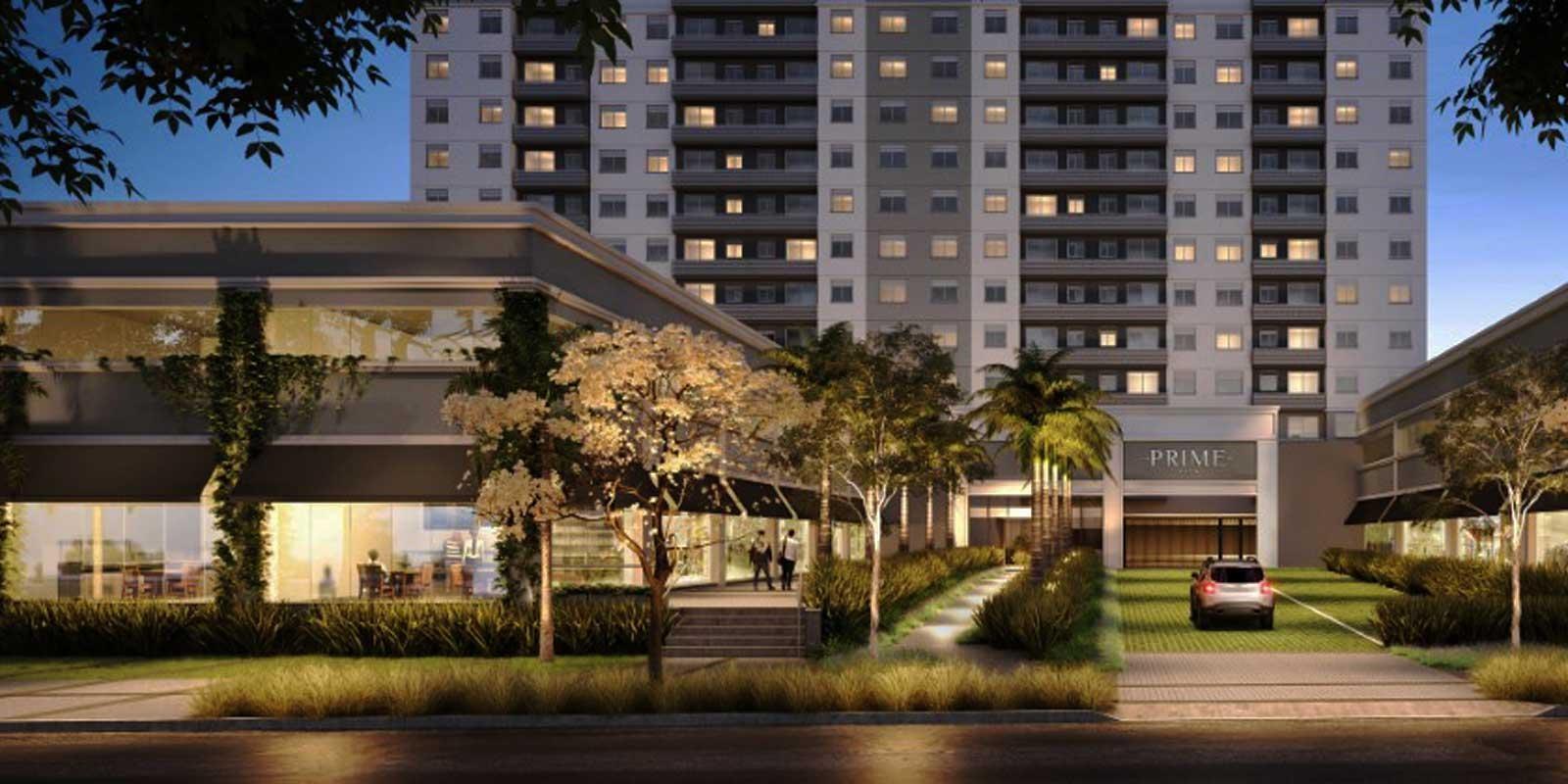 TPS Imóveis - Veja Foto 1 de 32 do Apartamentos de 2 e 3 dormitórios com suíte