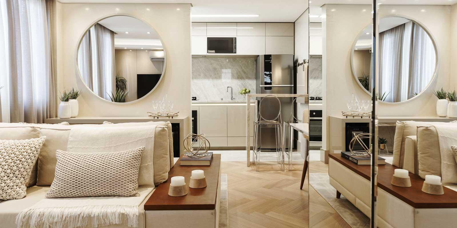 TPS Imóveis - Veja Foto 20 de 32 do Apartamentos de 2 e 3 dormitórios com suíte