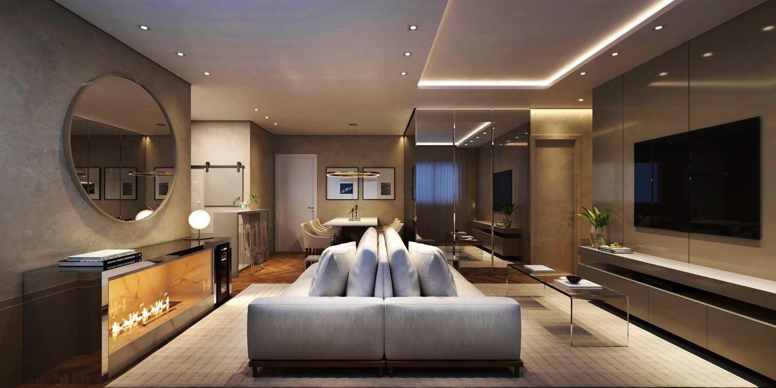 TPS Imóveis - Veja Foto 4 de 32 do Apartamentos de 2 e 3 dormitórios com suíte