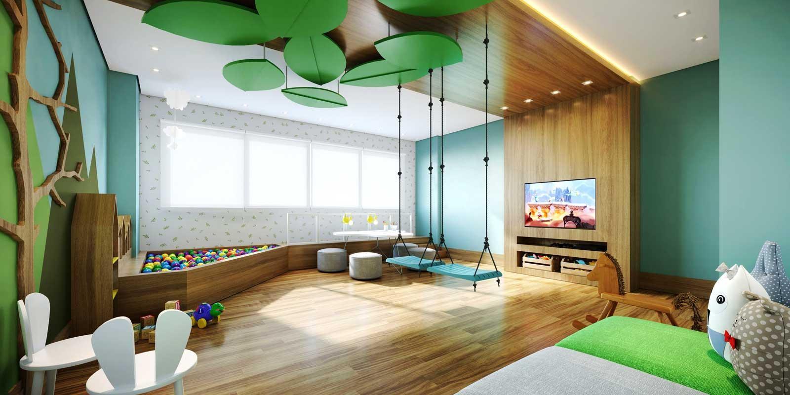 TPS Imóveis - Veja Foto 9 de 32 do Apartamentos de 2 e 3 dormitórios com suíte