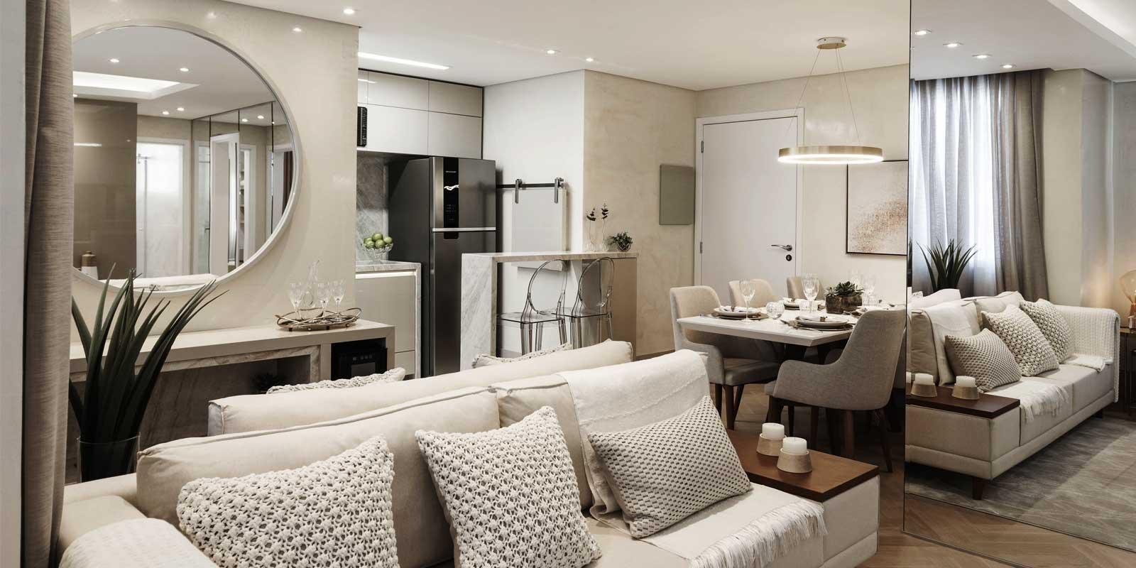 TPS Imóveis - Veja Foto 22 de 32 do Apartamentos de 2 e 3 dormitórios com suíte