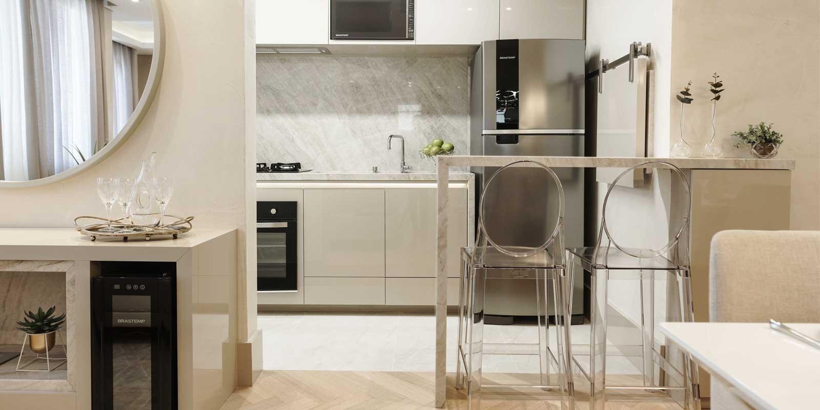 TPS Imóveis - Veja Foto 23 de 32 do Apartamentos de 2 e 3 dormitórios com suíte