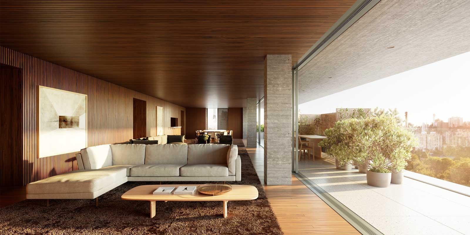 TPS Imóveis - Veja Foto 5 de 20 do Apartamento com 3 dormitórios no Bairro Bela Vista, Porto Alegre