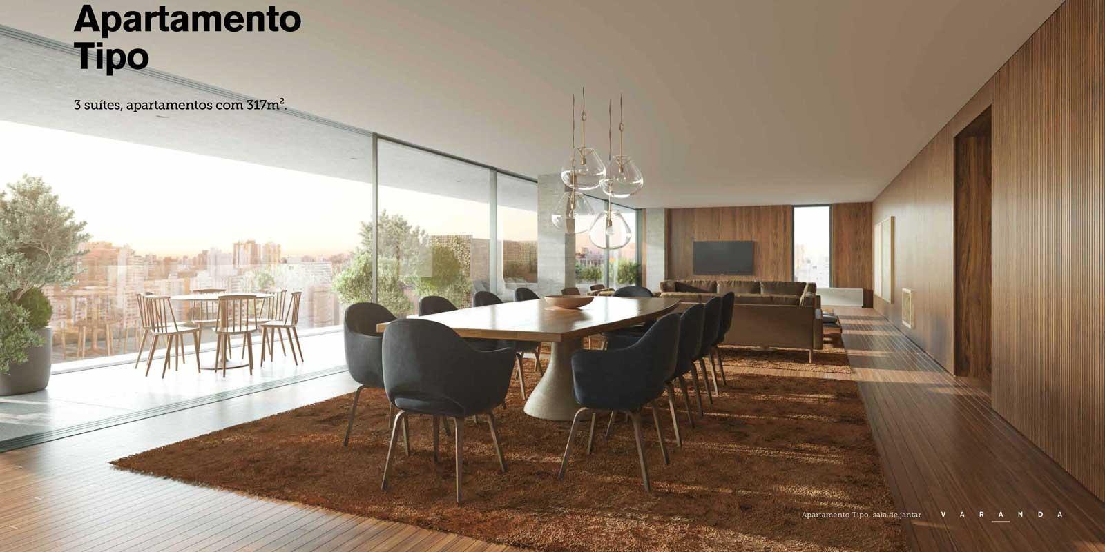 TPS Imóveis - Veja Foto 14 de 40 do Apartamento com 3 Suites no bairro Petrópolis, Porto Alegre