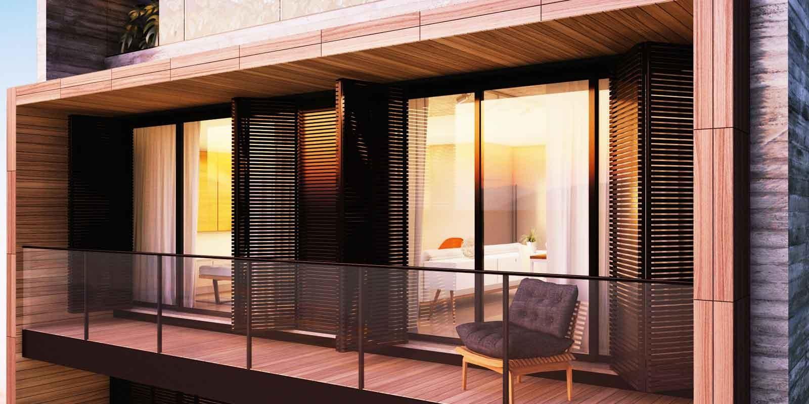 TPS Imóveis - Veja Foto 12 de 20 do Apartamentos com 1 ou 2 suítes com piscina na cobertura